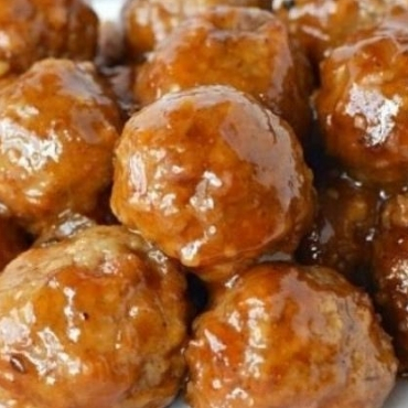 Slow Cooker Sweet Hawaiian Teriyaki Meatballs Recipe