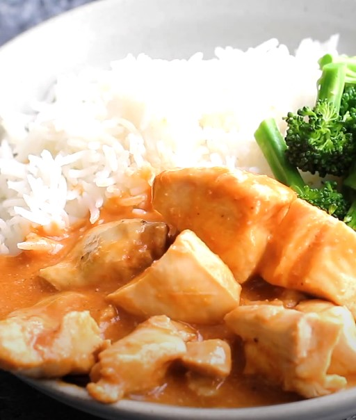 Slow Cooker Butter Chicken – Cream & Dairy Free | Low Carb